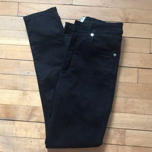 A GOLD E black skinny jeans